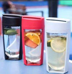 650 ml Shaker bottle mini blender cup for sport gym